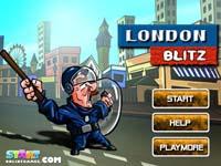Беспорядки в Лондоне / London blitz