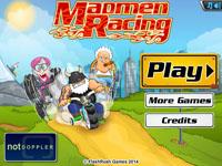 Сумасшедшие гонки / Madmen Racing
