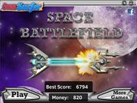 Космический бой / Spase battlefield