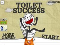 Туалетный успех / Toilet success