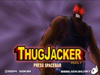 Уличный бандит / Thug jacker half