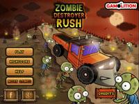 Разрушитель зомбаков / Zombie destroyer rush