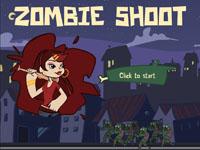 Стрельба зомбаками / Zombies shoot